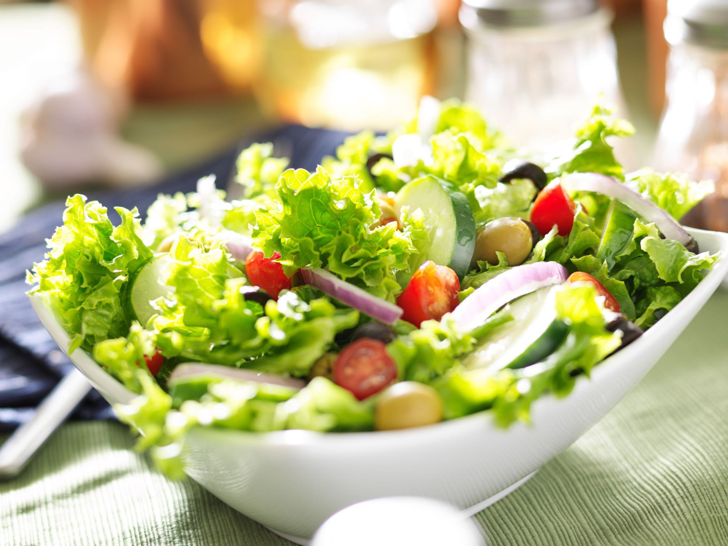 Rau xanh là thực phẩm tốt cho mắt hàng đầu